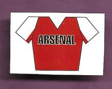 Arsenal Club Shirt (BCS)